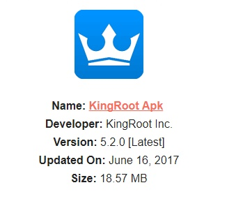 download kingroot apk old version