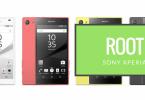 root sony smartphones